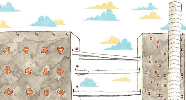 Livro infantil aborda o Sesc Pompeia, de Lina Bo Bardi